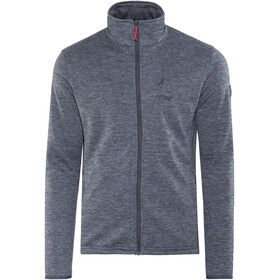 North Bend Act Fleecejacke Herren taubenblau